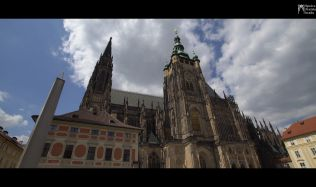 H.A.T. – 31. The Third Courtyard of Prague Castle