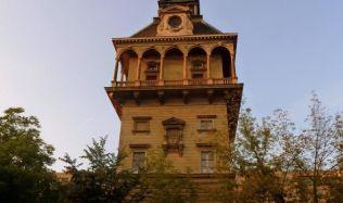 Historická vodárenská věž na Letné bude dnes otevřena po rekonstrukci