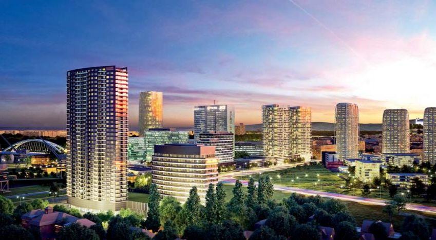 Historie výškových staveb na Slovensku aneb jak si developeři krájejí Bratislavu