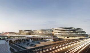 Hlavní město uzavřelo memorandum ohledně nové podoby Masarykova nádraží