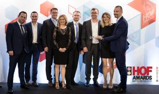 HOF Awards 2019: V soutěži byly oceněny nejlepší realitní projekty, firmy a osobnosti z regionu CEE