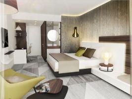 hotel Brodway, pokoj 1 novo