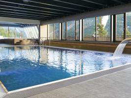 hotel Horal, bazén
