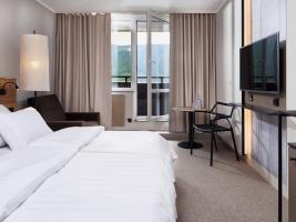 hotel Horal, izba