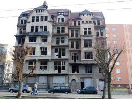 zdroj prazdnedomy.cz/ Popisek: Současná podoba kdysi prestižního hotelu