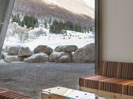zdroj ELASTICOSPA Popisek: Hotel 1301 Inn v Itálii, interiér