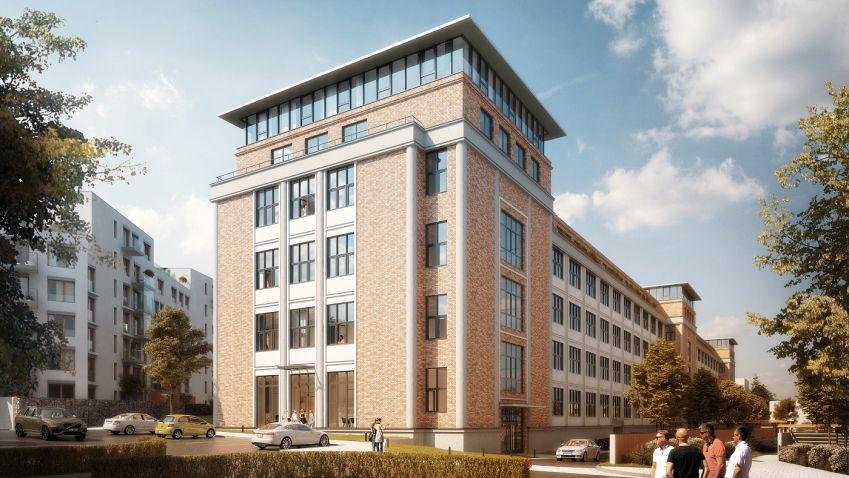 Hrubá stavba developerského projektu Parvi Cibulka je úspěšně dokončena
