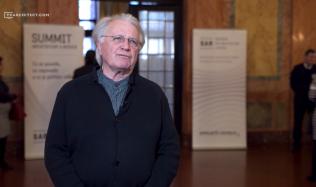 Ian Ritchie: Jakým směrem se ubírá architektura a jaké jsou trendy v architektuře
