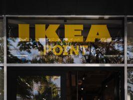 zdroj Česká rada pro šetrné budovy Popisek: Venkovní část Pop-up Studia Ikea v Praze