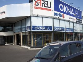 Showroom Okna.eu