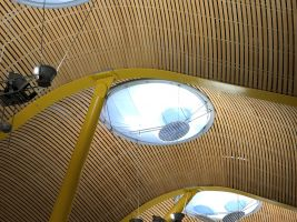 Moderní strop