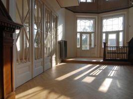 Interiéry Bauerovy vily po rekonstrukci v roce 2008