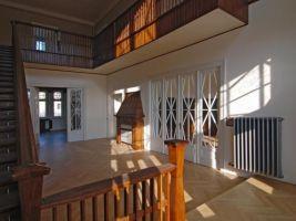 Interiér Bauerovy vily po rekonstrukci