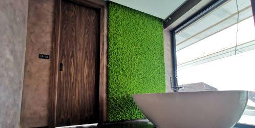 Instalujeme mechy jako designový prvek v interiéru