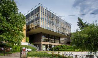 IPR se chystá vylepšit své sídlo i jeho okolí