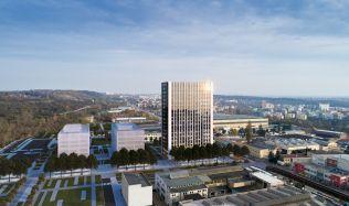 Izraelský developer chystá v pražských Vysočanech projekt AFI City