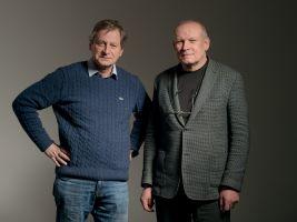 J. Pleskot a Z. Lukeš, foto Jakub Mašek