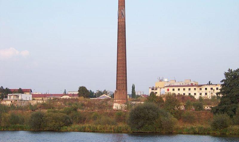 Jak bude vypadat projekt Skansky v pražských Modřanech? Místo cukrovaru postaví byty a parkoviště