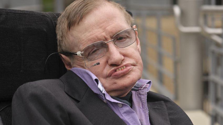Jak bydlel Stephen Hawking?