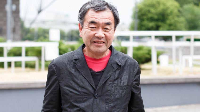 Japonský architekt Kengo Kuma bude mít v CAMP online přednášku