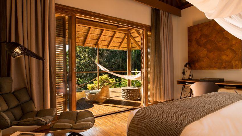 Jestico + Whiles hotel in Zanzibar nearing completion