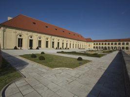 Jízdárna Pražského hradu © Správa Pražského hradu, Foto: Jan Gloc