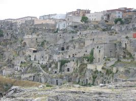 zdroj Wikimedia commons/ Joe Calhoun - Flickr Popisek: Matera