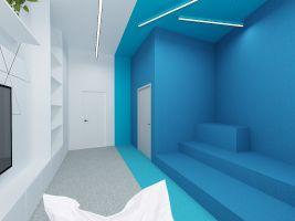 Kanceláře Marsh gameroom (vizualizace)