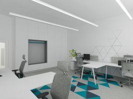 Kanceláře Marsh office (vizualizace)