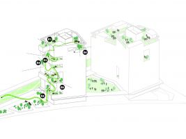 Kaohsiung Social Housing Design Concept 1