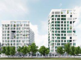 Kaohsiung Social Housing Design Concept
