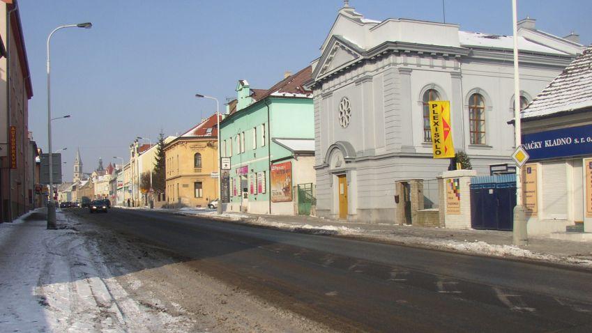 Kladenská ulice Generála Klapálka je neprůjezdná