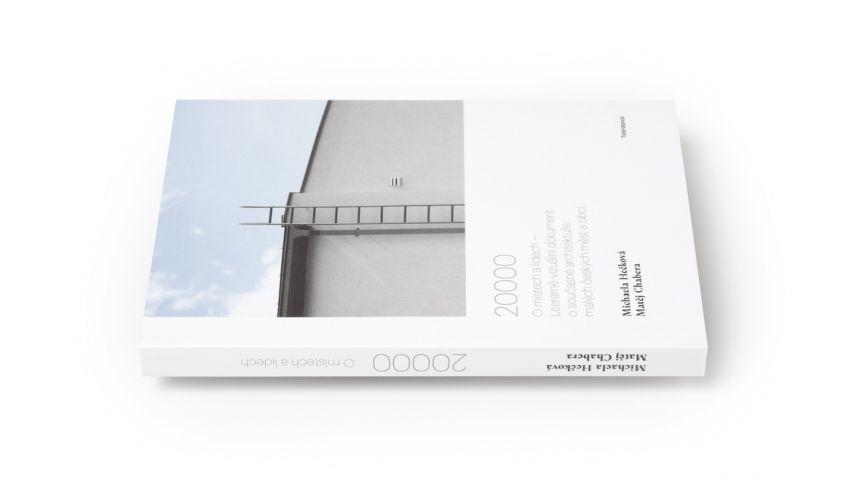 Kniha 20000 otevírá dveře k současné architektuře měst a obcí