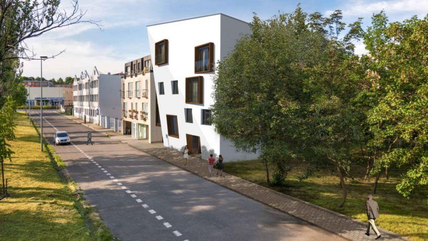Komorní bydlení v centru Prahy nabídne rezidence na Žižkově