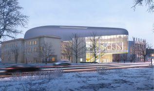 Koncertní hala v Ostravě se začne stavět příští rok