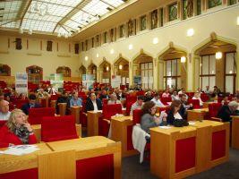 zdroj top-expo.cz Popisek: Plénum konference