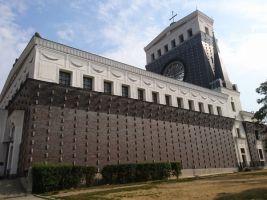 zdroj Open House Praha Popisek: Kostel Nejsvětějšího srdce páně