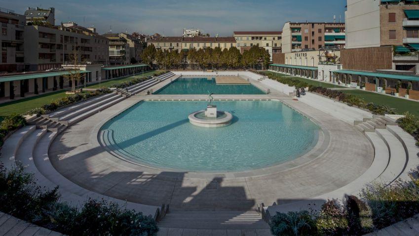 Lázně Caimi v Miláně znovu zvou k osvěžení těla i ducha
