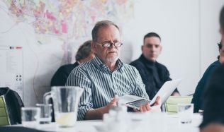 Krajinářský architekt a urbanista Mark Johnson vystoupí  dnes vBrně