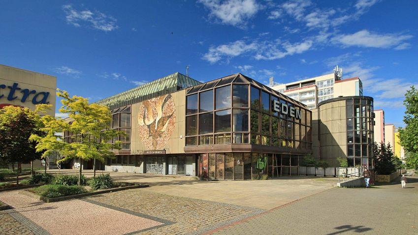 O budoucnosti kulturního domu Eden na Praze 10 rozhodne architektonická soutěž