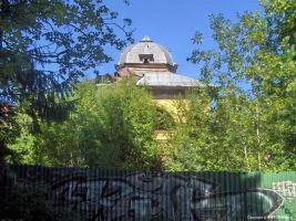 zdroj etrend.sk Popisek: Lázeňský dům v roce 2011