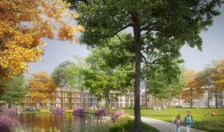Kvalitní bydlení nabídne zbrusu nové městečko, které vzniká na okraji Prahy