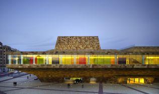 La Llotja Theatre and Conference Centre in Lleida, Spain by Mecanoo