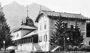 Lázeňský dům: Chátrající pýcha celých Tater