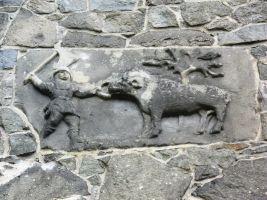zdroj Wikimedia commons/ Lehotsky Popisek: Reliéf nad pátou bránou