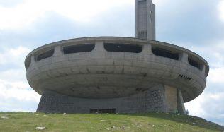 Létající talíř s rudou hvězdou: Smutný svědek bulharské historie