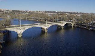Libeňský most a jeho okolí čeká obnova