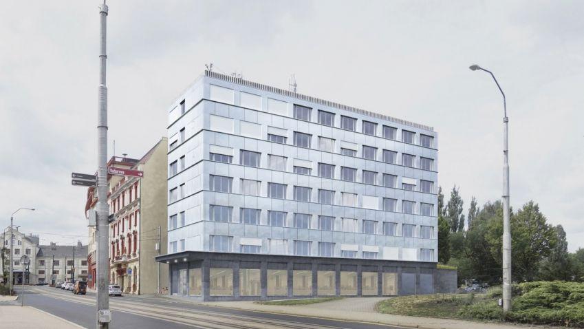 Liberecká úřednická budova dostane nový plášť