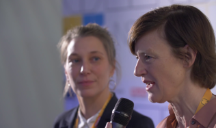 Linda Björn, Susanne Ramel: We create meeting places