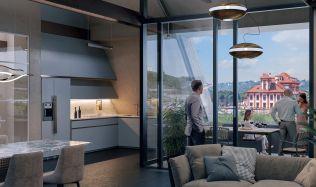 Projekt Chateau Troja Residence získal ocenění v rámci Realitního projektu roku 2019